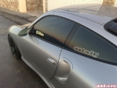 Greek 996TT with Dymag Carbon Wheels