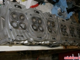 GT3 race heads ready for install