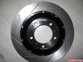 Rotora 6 piston calipers @ 355 mm rotors