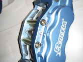 Rotora 6 piston calipers @ 355 mm rotors