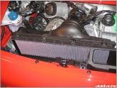 Prototype Airbox on 997 GT3