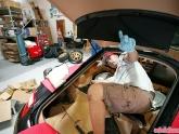 JIC Install on Porsche Cayman S