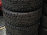 Agency Power Gold STI Test Wheels and Tires