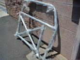 DAS Roll Cage Silver