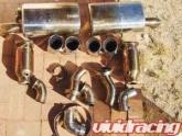 Used Fabspeed Porsche 997TT Exhaust Parts