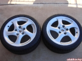 Used Porsche 996TT Wheels for Sale