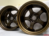Work Wheels Bronze For Sale