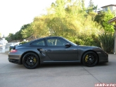 Ed's 997TT with HRE Wheels
