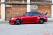 Project EVO X Photoshoot Pictures