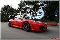 Ferrari F430 with BBS F1 Wheels, Brembo Brakes, Gruppe M Intake