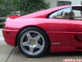 Ferrari F355 With Stoptech Trophy Big Brake Kit