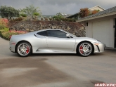 Ferrari F430 With Brembo Brakes In Hawaii
