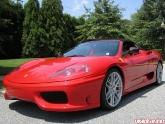Ferrari 360 Spyder With Forgestar F14
