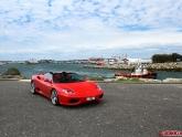 Ferrari 360 Spyder Advan Model T5 Wheels Australia
