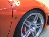 Ferrari F430 with Jim Gainer 20