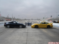 Firebird Drag Racing Test with 996TT's