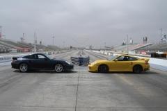 Firebird Drag Racing Test with 996TT's