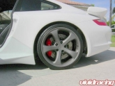 Gary Porsche 997 C2 with Rotora and TechArt