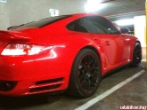 George's Avantgarde Porsche 997tt Wheels