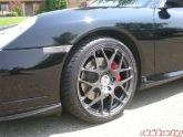 Gerard's 996 Turbo with HRE P40 Wheels