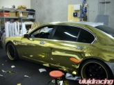 VR's 750 LI Being Wrapped for Gumball
