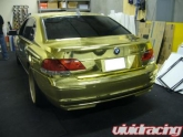 GoldBimmer Completed and Ready For Gumball