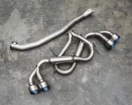 HKS Titanium specR Exhaust Nissan GT-R