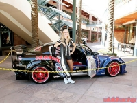 Hooters Mall Event w/Pepsi RX8