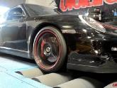 Howards Porsche on Dyno