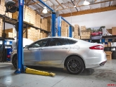 ford-fusion-lowered-with-hr-1