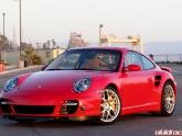 HRE Wheels P40 Monoblock Porsche 997TT