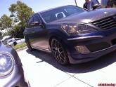 HRE Wheels P40 Hyundai Genesis Sedan