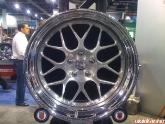 HRE Wheels 560 Series at SEMA 2009