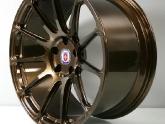 HRE P43SC Conical Monobloks Bronze