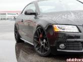 HRE Wheels on Audi