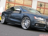 HRE Wheels 790R Brushed Audi S5