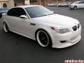 HRE Wheels BMW E60 M5 HRE 598R Gloss Black 20inch
