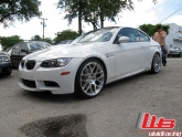 HRE Wheels BMW M3 HRE P40 Brushed