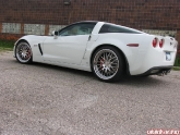 Corvette C6 Z06 HRE Wheels 540R Chrome 19&20inch