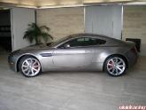 HRE Wheels Monoblock M43 Brushed Aston Martin