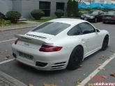 "HRE Wheels P43 Monoblock 19"" Porsche 997TT"