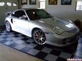996 Turbo with HRE P40 19inch Wheels