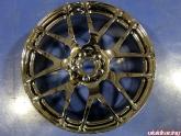 HRE P40 Monoblok Wheel 20x11 in Black Chrome