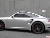 HRE P40 Textured Black Porsche 997TT 19 inch