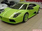 Lambo Murcielago HRE Wheels 549