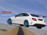 HRE P47SC Concave Wheels Mercedes C63 Coupe
