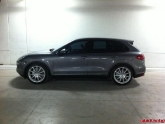 2012 Porsche Cayenne Turbo on HRE Monobloks
