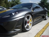 Ferrari Scuderia with HRE P45 Monoblok Wheels