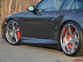 HRE 792rs Wheels Porsche 997TT 20x9 20x13