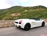 Hre M40 19/20inch Matte Black Lamborghini Gallardo